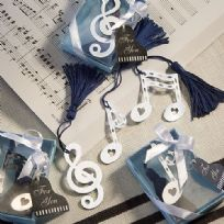 Musical Note Design Book Marker
